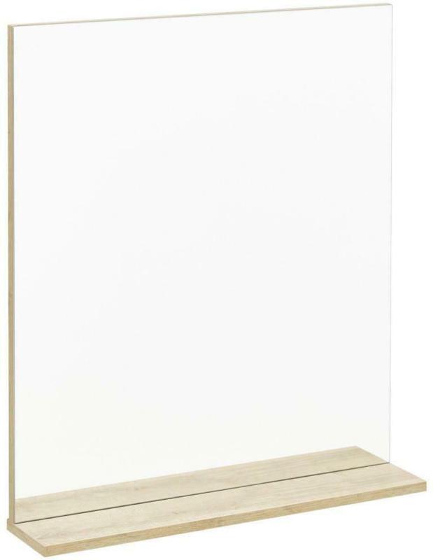 Wandspiegel Finn B:60cm Ast Eiche/Dekor