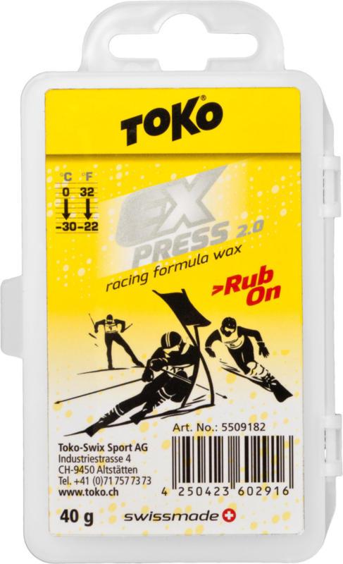 Toko Express Racing Rub On 40g -