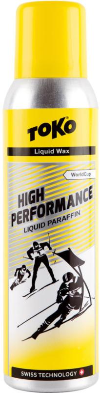 Toko High Performance Liquid Paraffin yellow 125ml -