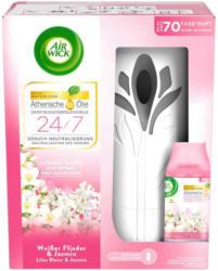 Air Wick Freshmatic & Refill Lilas Blanc & Jasmin -