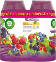Air Wick Pure Ricarica per deodorante per ambienti Freshmatic Frutti rossi 2 x 250 ml -