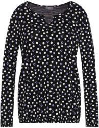 Damen Langarmshirt mit Ballonsaum (Nur online)