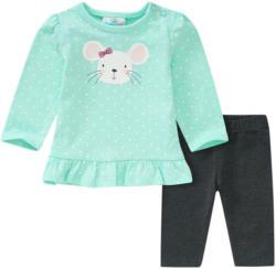 Newborn Langarmshirt und Leggings im Set (Nur online)