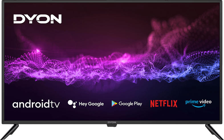DYON Smart 42 AD LED TV (Flat, 41.5 Zoll/105.4 cm, Full-HD, SMART TV, Android TV)