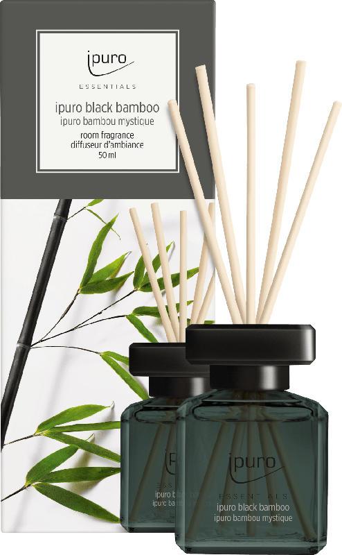 ipuro Duftstäbchen Raumduft black bamboo