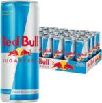 OTTO'S Red Bull Sugarfree Dosen 24 x 25 cl -
