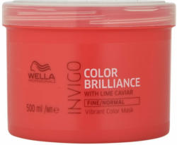 Wella Invigo Maske Color Braillance feines/normales Haar 500 ml -