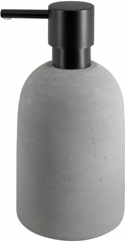 "Seifenspender ""Gemma"", 500 ml, grau"