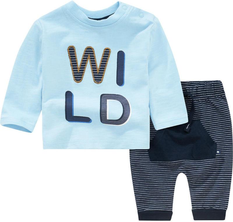 Newborn Langarmshirt und Jogginghose im Set (Nur online)