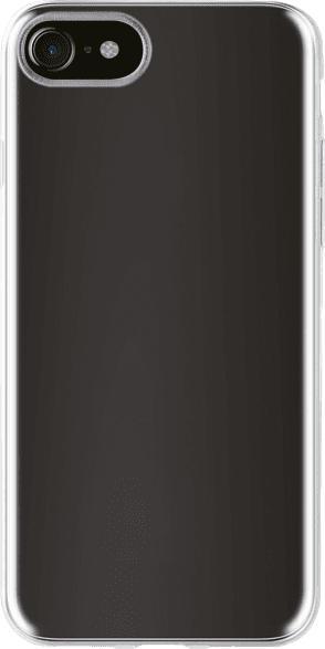 VIVANCO Super Slim , Backcover, Apple, iPhone SE (2020), iPhone 8, iPhone 7, iPhone 6S, Thermoplastisches Polyurethan, Transparent