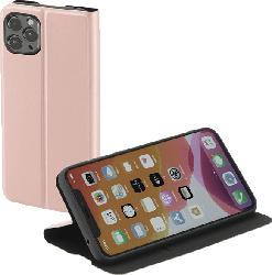 HAMA Single2.0 , Bookcover, Apple, iPhone 12/12 Pro, Polyurethan/Thermoplastisches Polyurethan, Rosa