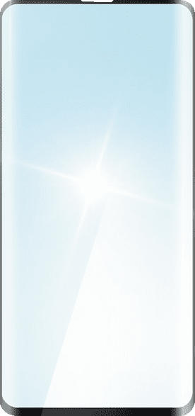 HAMA Anti-Bluelight+Antibakt. Displayschutzglas (Samsung Galaxy A51)