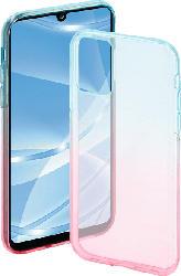HAMA Shade , Backcover, Samsung, Galaxy A31, Thermoplastisches Polyurethan, Blau/Rosa