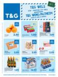 T&G T&G Flugblatt Oberösterreich - bis 07.02.2021