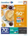 Carrefour Catalogue Chandeleur - Des promos qui épatent - au 08.02.2021