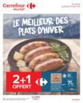 Carrefour Catalogue Le meilleur plat d'hiver Rhône-Alpes - au 31.01.2021
