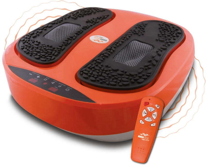 Appareil de massage des pieds VIBROLEGS