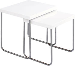 Lot de 2 tables gigognes LOOP