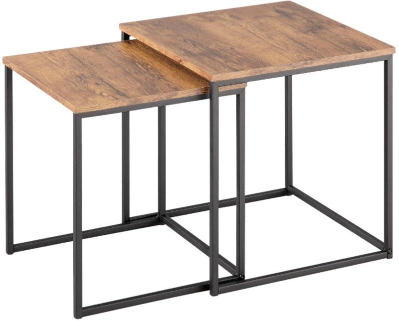 Set di 2 tavolini CANOSSA