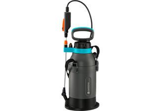 GARDENA 11138-20 Plus - Spruzzatore a pressione (Nero/Grigio)