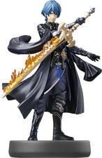 NINTENDO amiibo No. 87 Byleth (Super Smash Bros. Collection) Figure de jeu
