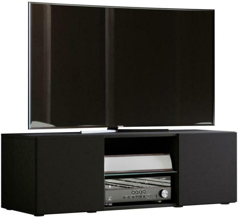 TV-Element Lowina B: 115 cm Schwarz
