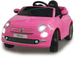 Kinderauto Ride-On Fiat 500 Pink