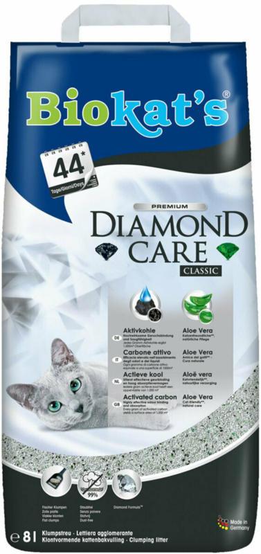 Diamond Care Classic 8l