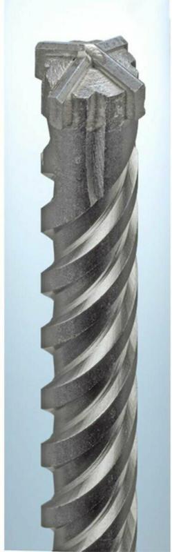 Hammerbohrer, HB 44 C4, 6x260 mm, SB