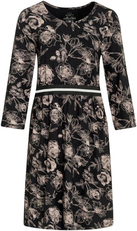 Damen Kleid mit Blumen-Muster (Nur online)