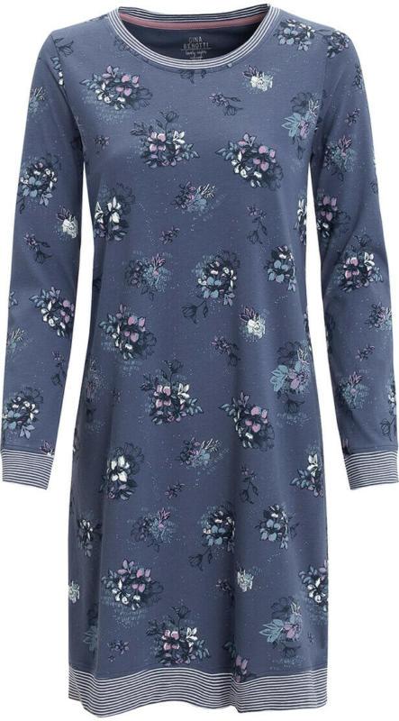 Damen Nachthemd mit floralem Print (Nur online)