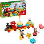 MediaMarkt LEGO 10941 Mickys und Minnies Geburtstagszug Bausatz, Mehrfarbig