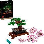 MediaMarkt LEGO 10281 Bonsai Baum Modellbausatz, Mehrfarbig