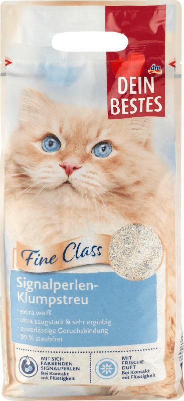 Dein Bestes Katzenstreu, Signalperlen Klumpstreu