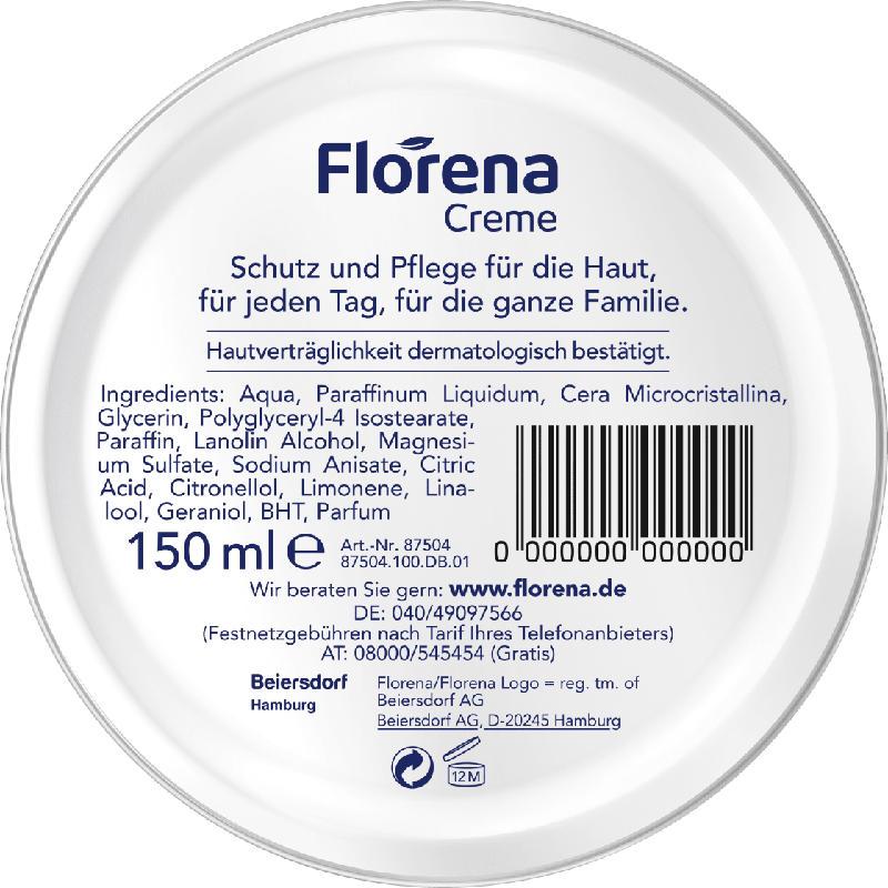 Florena Pflegecreme
