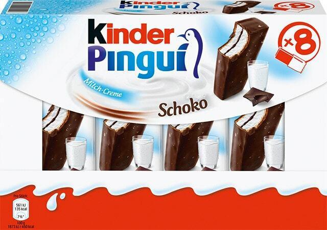 Ferrero Kinder Pingui