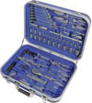Möbelix Werkzeugkoffer 03156 1/2' und 1/4', 82-teilig