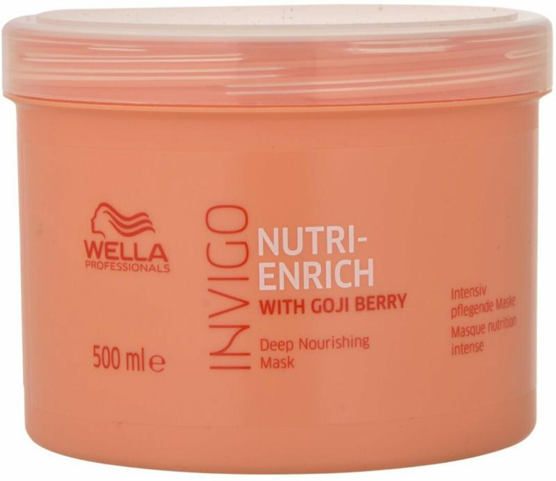 Wella Invigo Maske Nutri Enrich 500 ml -