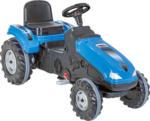 MediaMarkt JAMARA Trettraktor Big Wheel Kinderfahrzeug, Blau