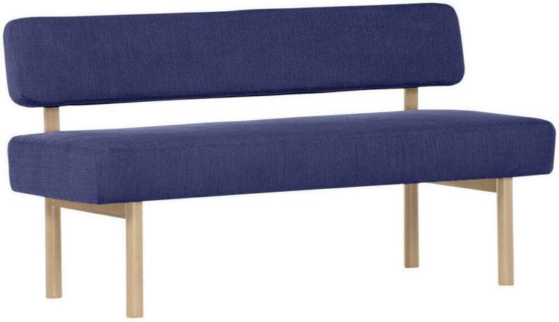 Sitzbank 160/87/58 cm in Blau