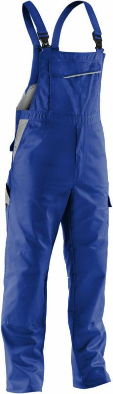 "Berufslatzhose ""Identiq"", blau, Gr.58 blau | 58"