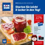 Konsum Dresden Wöchentliche Angebote - bis 30.01.2021