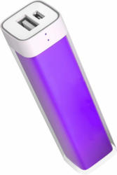 PAGRO Powerbank 2200mAh violett