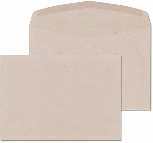 ÖKI Kuvert C5 aus Recyclingpapier 25 Stück 90 g gummiert