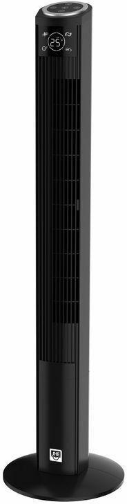 SHE Turmventilator 121 cm schwarz