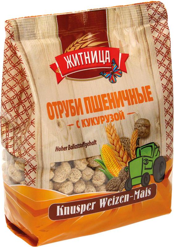 Knusper Weizen-Mais