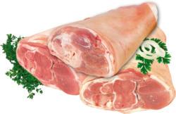 Vorderhaxen/Vordereisbeine vom Schwein