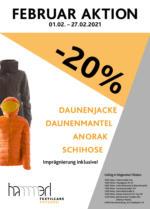 Hammerl TextilCare Februar 2021