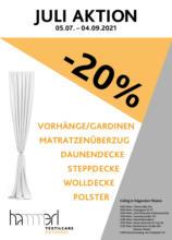 Hammerl TextilCare Juli 2021