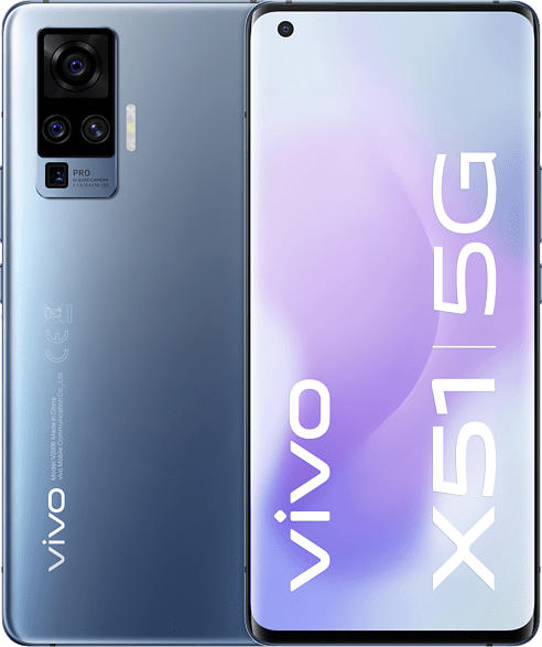 VIVO X51 5G 256 GB Alpha Grey Dual SIM
